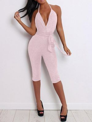 long jumpsuit short jumpsuit women fashion casual female 2019