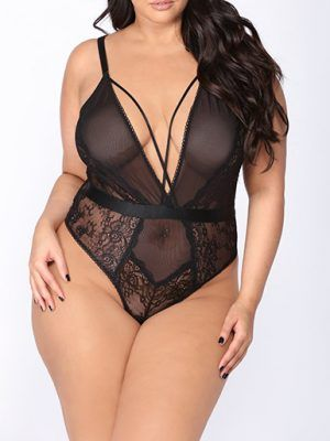 lingerie women sexy plus size lace fashion intimate female 2019