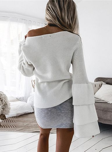 wool sweater clothes coat fashion winter women
